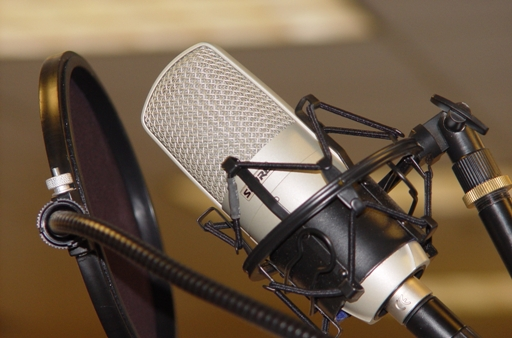 Learn how to do voice over